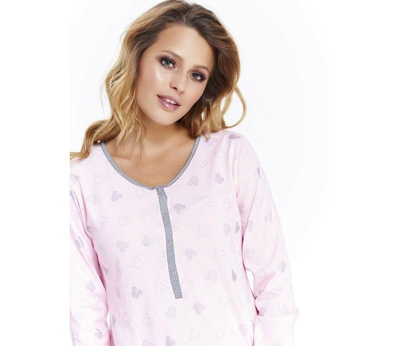 f910109dda9b50 Piżama ciążowa rozpinana na napy. Wygodna i stylowa – HALTEX ...